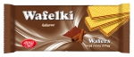 Wafers with cocoa filling
