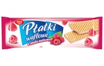 Raspberry wafers